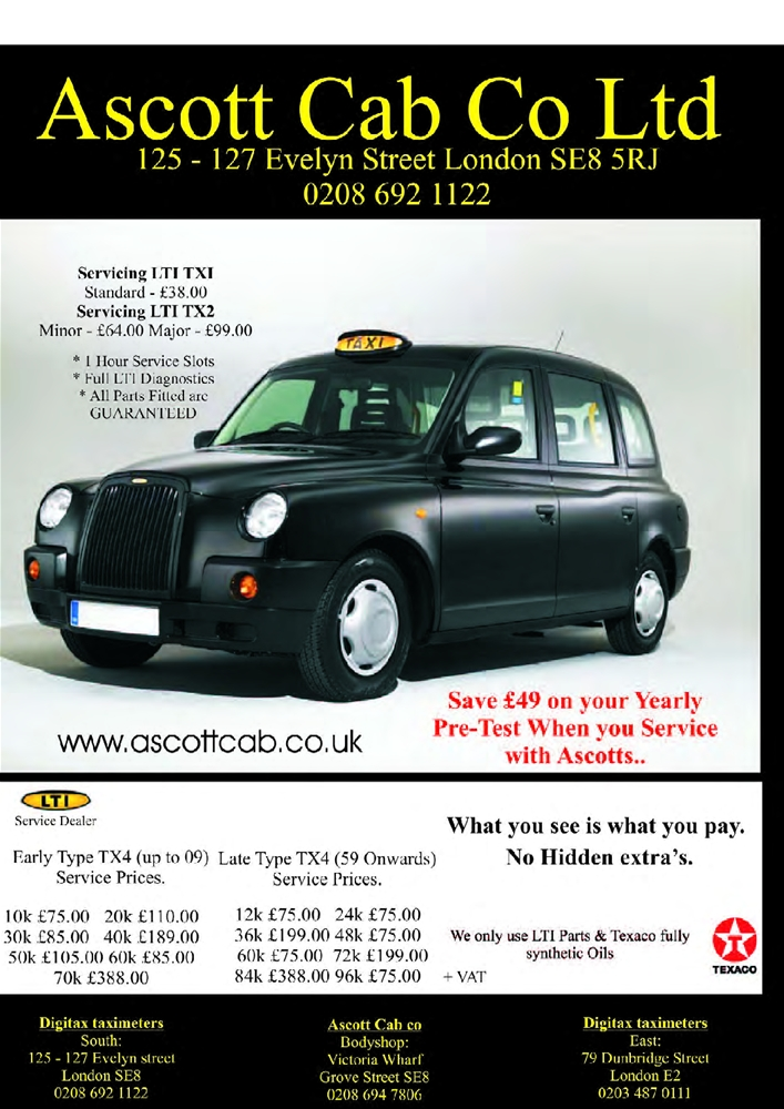 LONDON TAXI LTI TX4 BREAKING ALTERNATOR